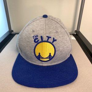 9Fifty Golden State Warriors Baseball Hat Unisex